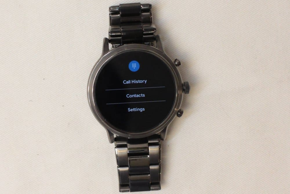fossil gen 5 carlyle phone