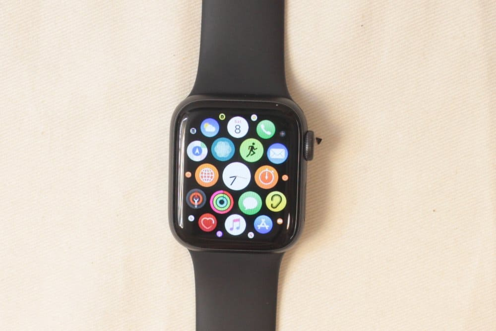 Apple Watch Series 5 apps