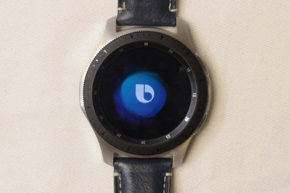 Samsung Galaxy Watch Bixby