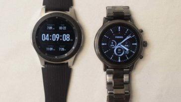 Samsung Galaxy Watch/Active 2 vs Fossil Gen 5 Carlyle
