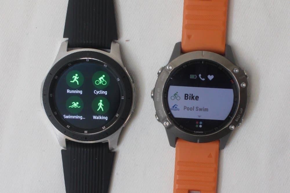 samsung galaxy watch vs garmin fenix 6 sports