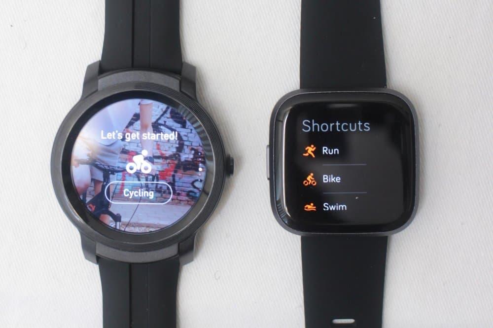 C:\Users\Mr.Zeng\Desktop\export\Ticwatch E2 vs Fitbit Versa 2 exercise workout
