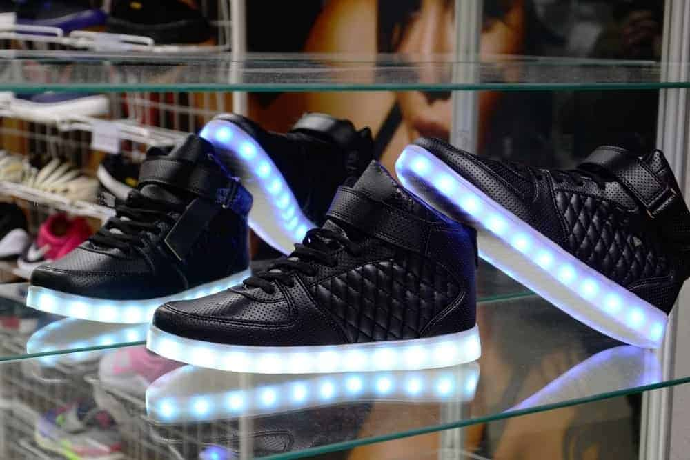 LED Lighted Sneakers