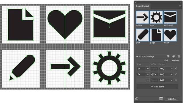 Adobe illustrator tool for editing.