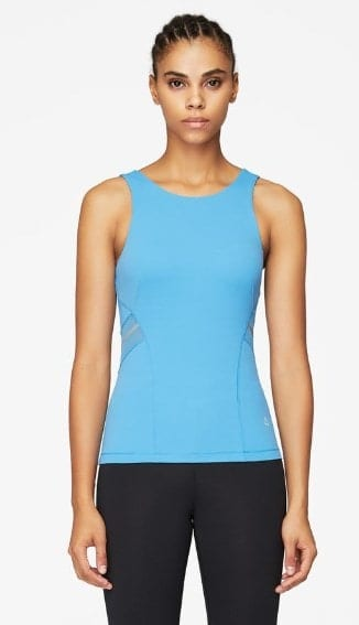 A woman modelling Titika Active Clothing.