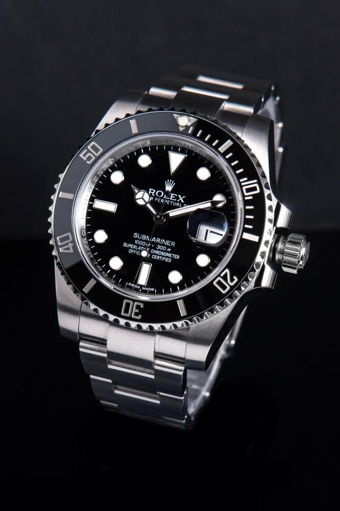 Rolex Submariner 116610LN luxury watch