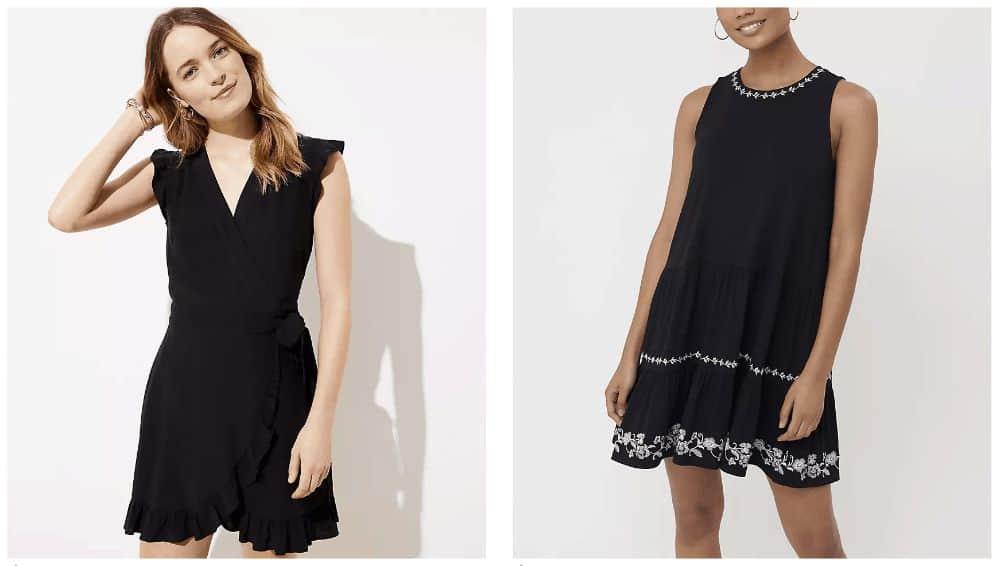 LOFT dresses