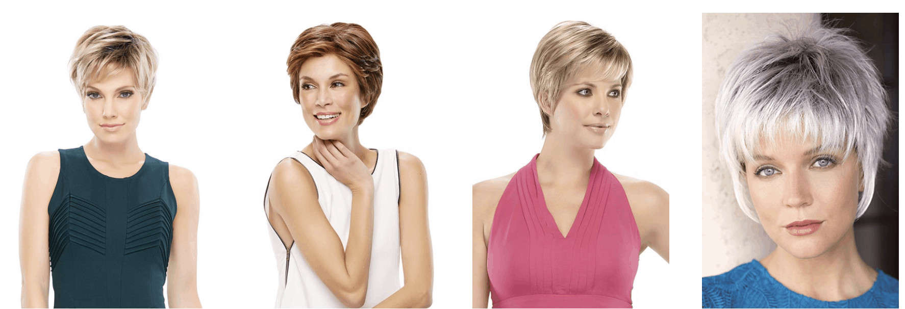 Pixie Hairstyle Wig Examples