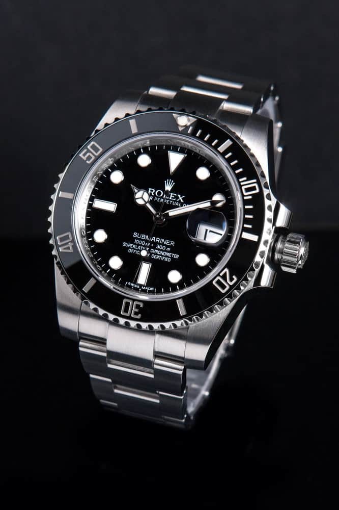 Rolex Submariner 116610LN luxury watch