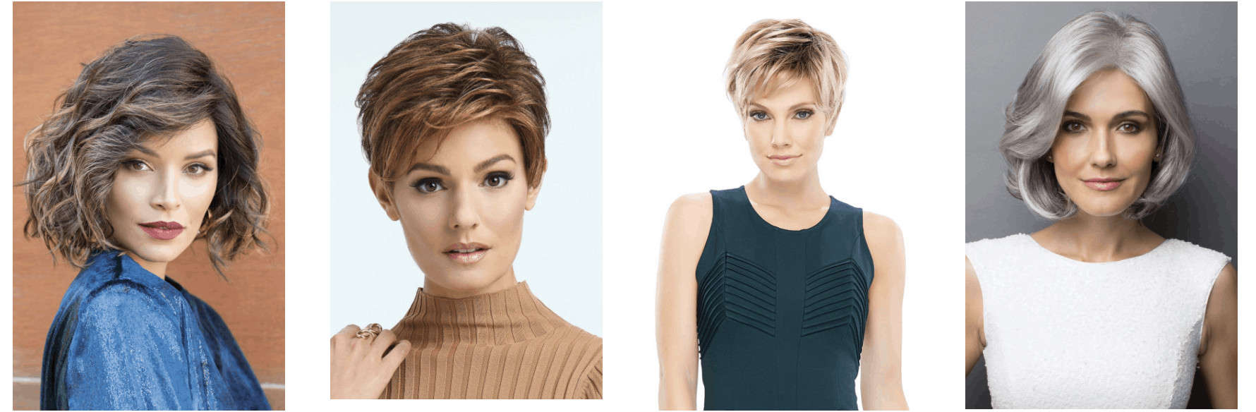 Short Wig Examples