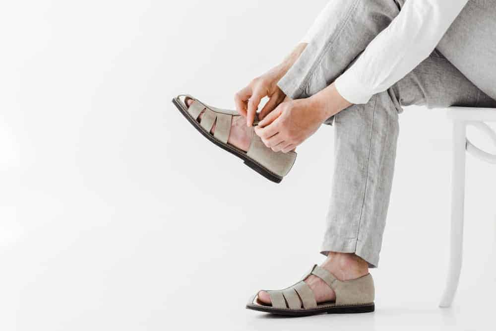 14 Different Types of Sandals for Men
