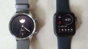 Ticwatch C2 vs Apple Watch Series 5