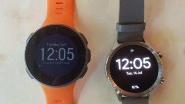 Ticwatch C2 vs Polar Vantage V