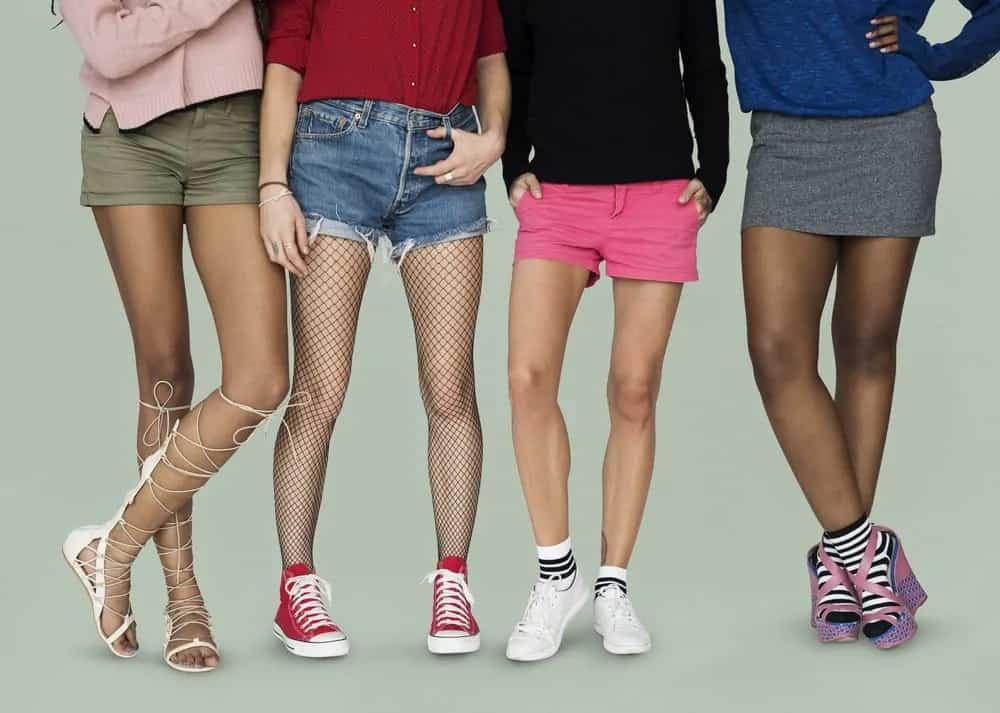 21 Different Types Of Shorts For Women