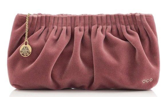 Charlotte Olympia luscious long clutch bag