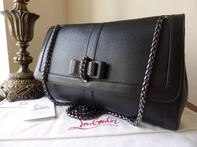 Christian Louboutin sweety large nu calf gaia purse