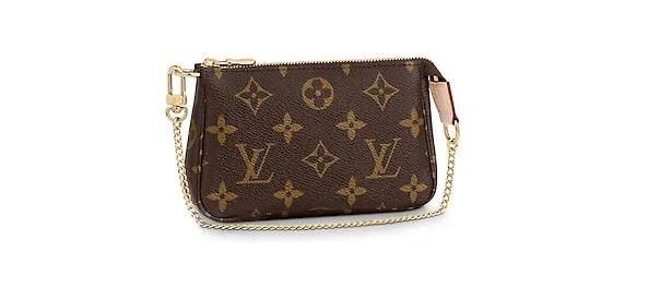 Louis Vuitton mini pochette handbag