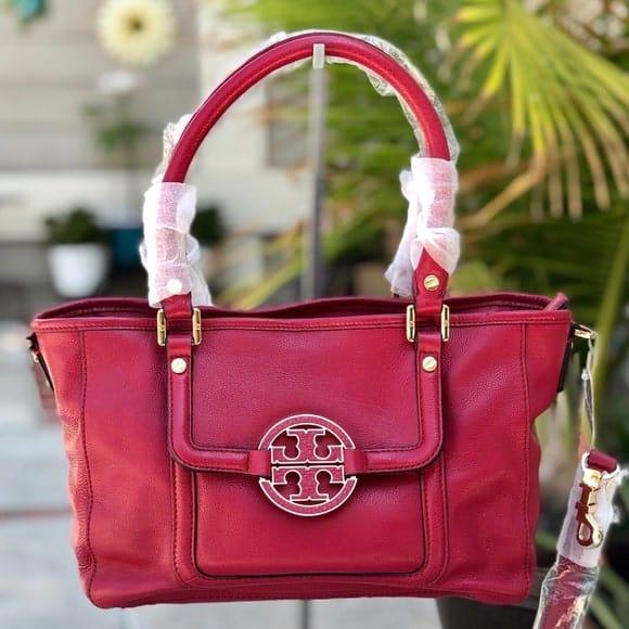 Tory Burch Amanda mini satchel handbag