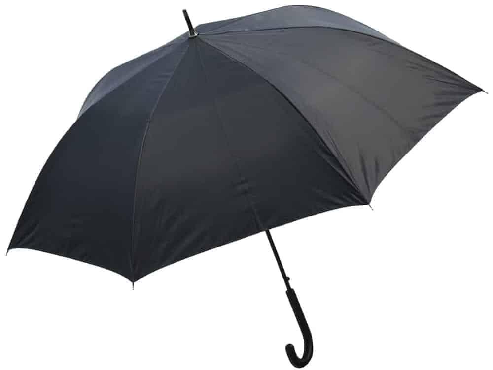This is a black classic umbrella.