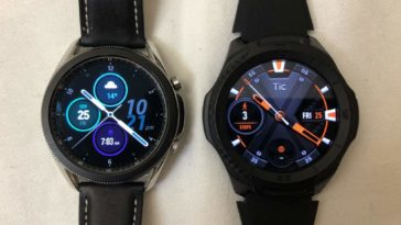 samsung glaaxy watch 3 vs ticwatch s2