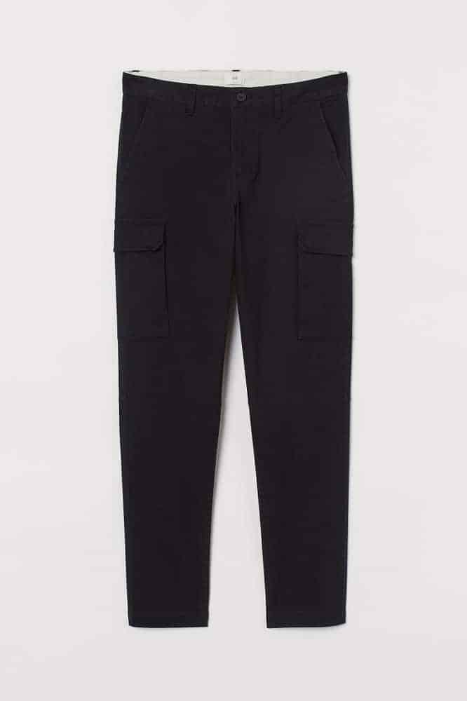 Cargo Pants Skinny Fit from H&M.