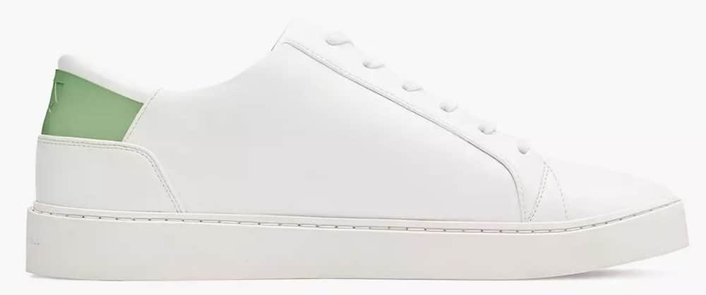 Thousand Fell vegan leather Lace up Sneakers by Madewell.