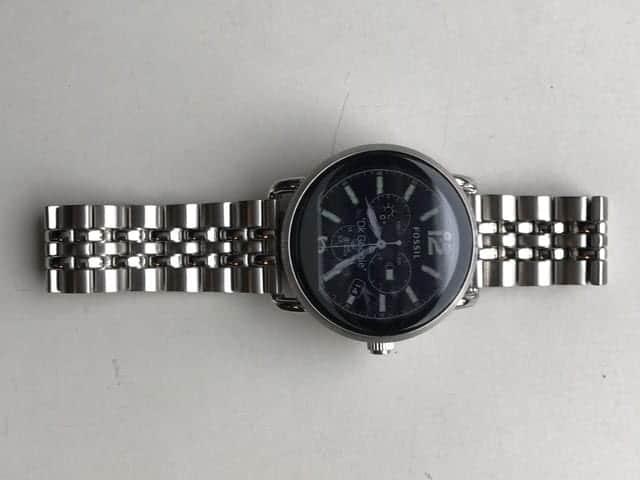 Fossil Q Wander smartwatch strap