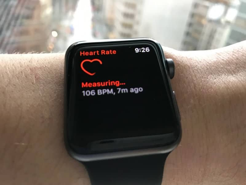 Heart Rate Monitor for Apple Watch Series 2.