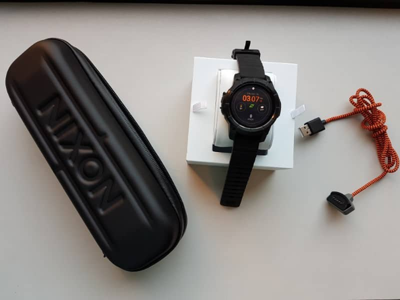 Nixon the Mission Smartwatch Set.