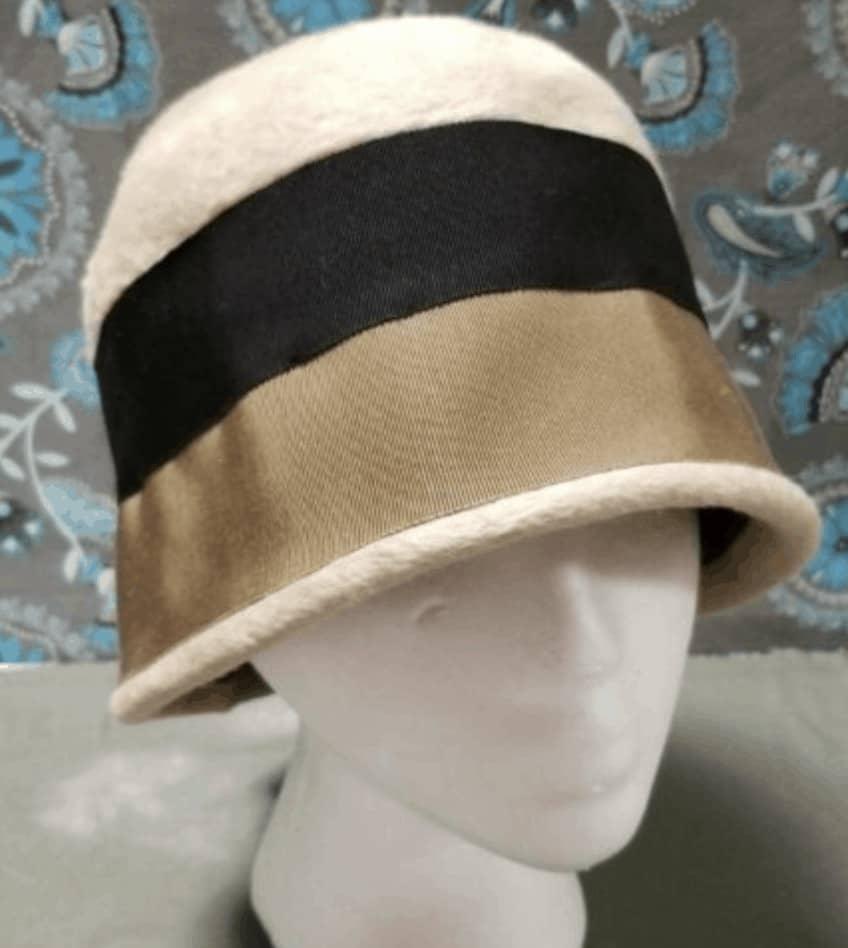 Peach Basket Hat