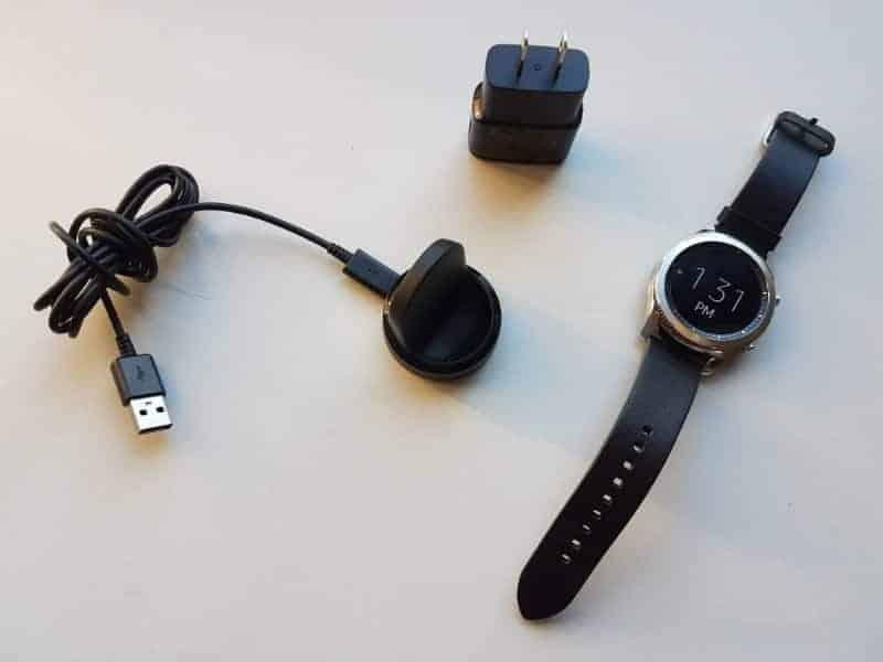 Samsung Gear S3 Smartwatch set.