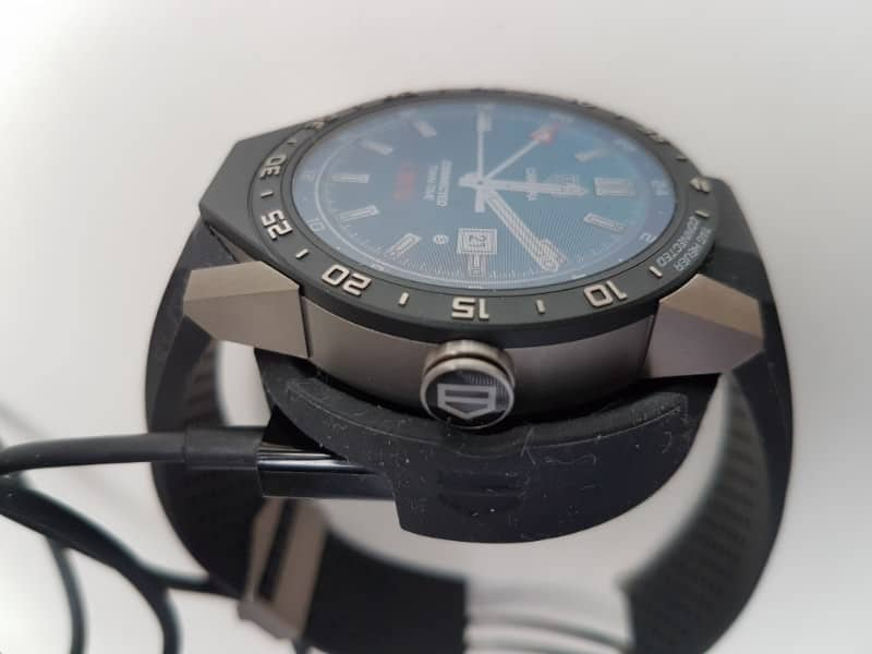 Tag Heuer Connected Smartwatch charger.
