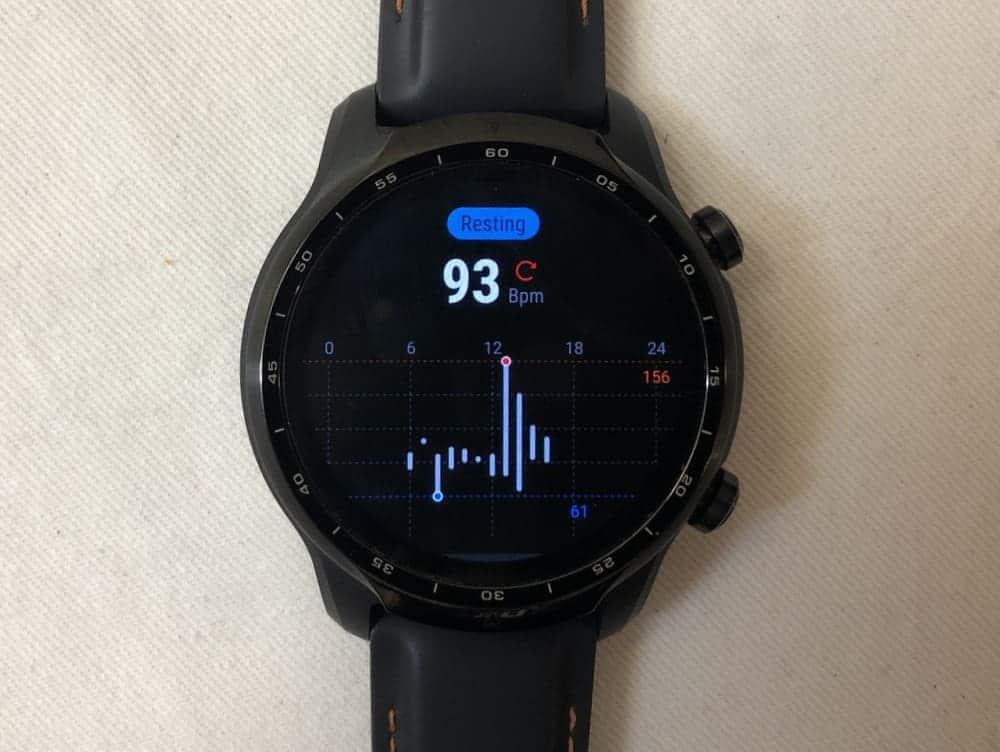 ticwatch pro 3 ticpulse