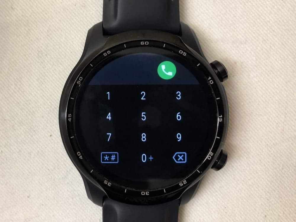 ticwatch pro 3 phone