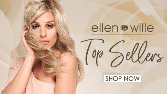 Elle Wille wig collection banner