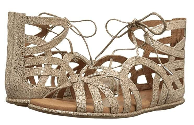 Gentle Souls by Kenneth Cole gladiators