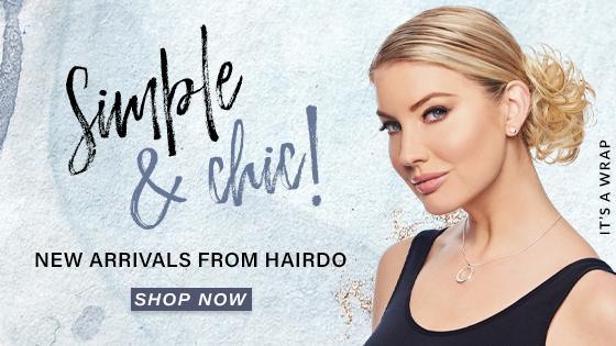 Hairdo wig collection banner