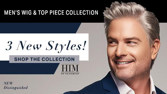 HIM wig collection banner