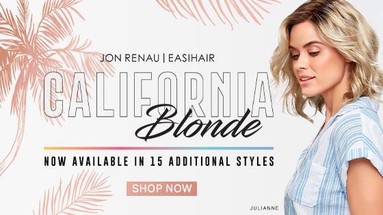 Jon Renau wig collection banner