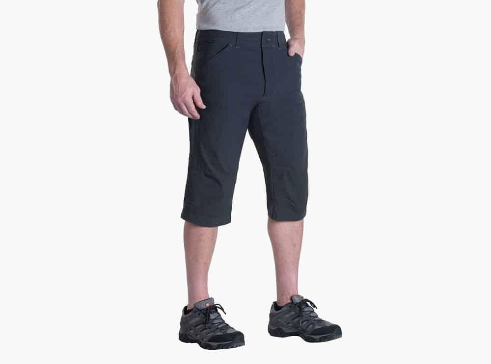 Krux Length Renegade Men's Capri Pants from Kuhl.