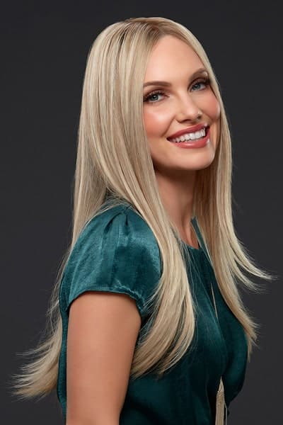 Remy Human Hair Wig with Lace Front Cap