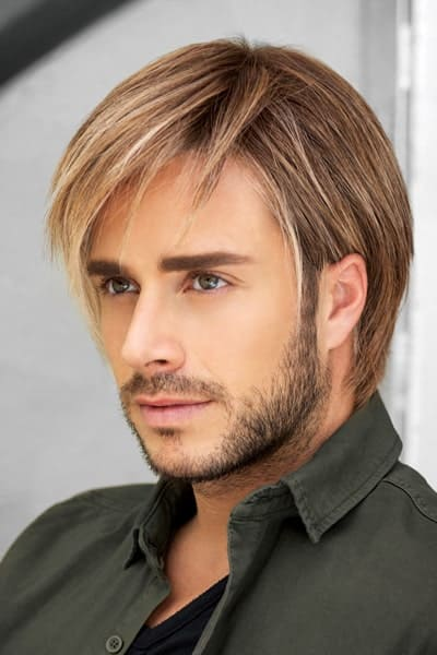 Chiseled by HIM from LA Wig Company.