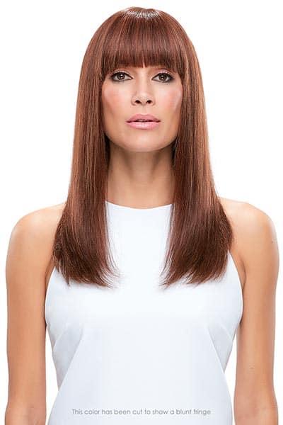 Lea by Jon Renau wig from LA Wig Company.