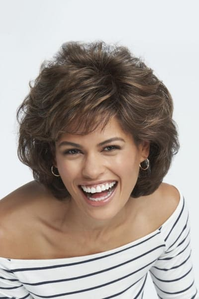 Salsa-Large by Raquel Welch from LA Wig Company.