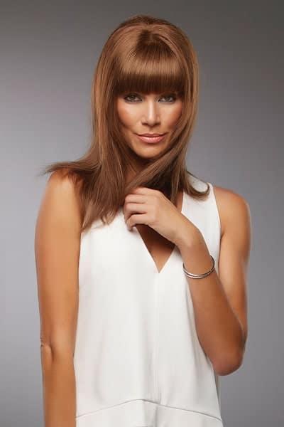 Sienna by Jon Renau wig from LA Wig Company.