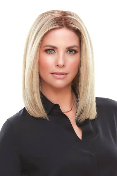 Lace Front Wig with Remy Human Hair