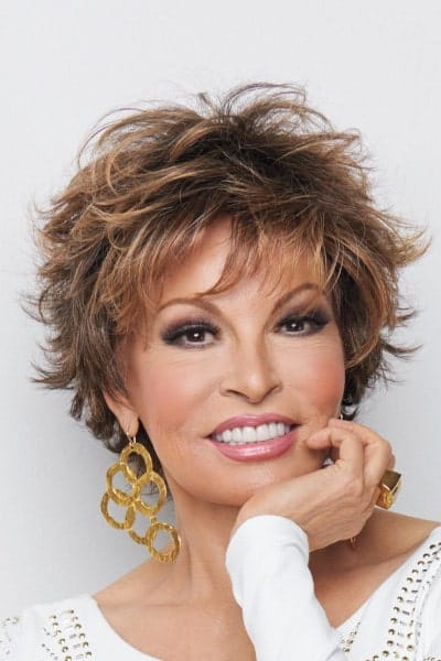 Voltage Large by Raquel Welch from LA Wig Company.