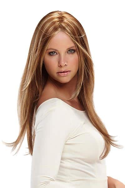 Monofilament Lace Front Wig with Synthetic Hair