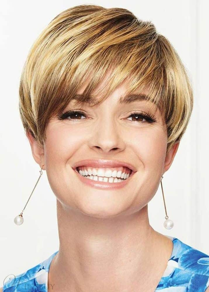 Natural Looking Women's Pixie Cut from WigsBuy.