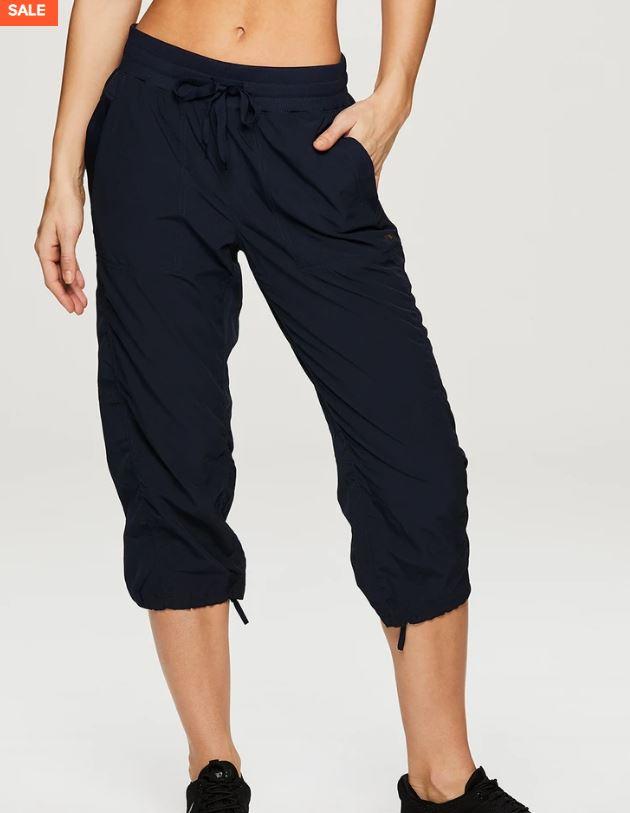 Lumen lightweight capri pants from RBX active.